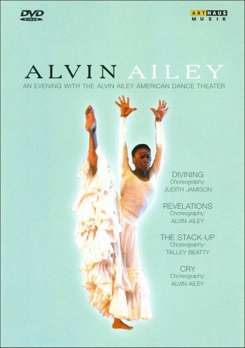 Evening with the alvin ailey american (DVD) - image 1 of 1
