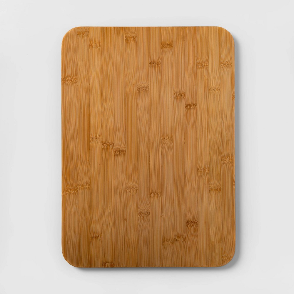 "Image of ""13""""x18"""" Bamboo Cutting Board - Made By Design , Brown"""