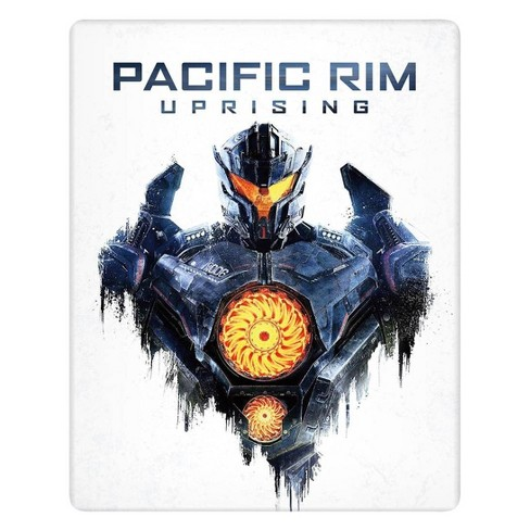 Pacific Rim: Uprising Target Exclusive (Blu-ray + DVD + Digital) - image 1 of 2