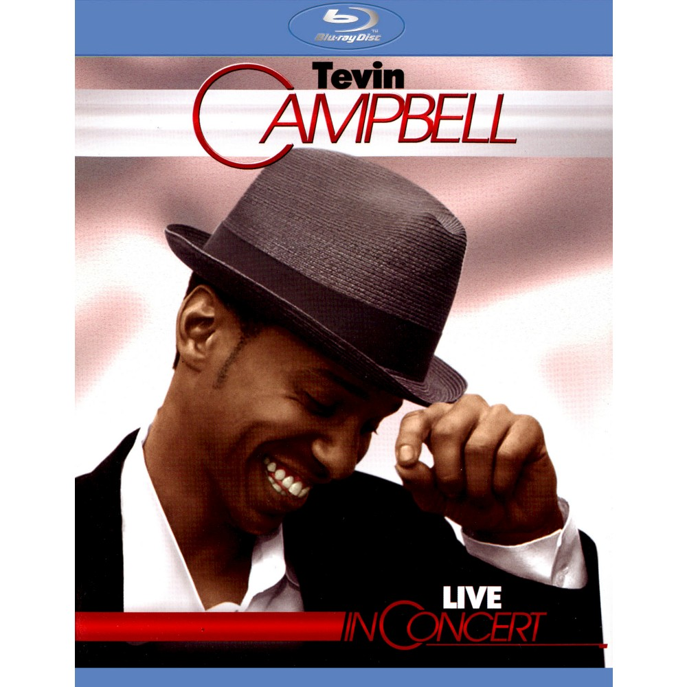 Tevin Campbell:Live Rnb 2013 (Blu-ray)