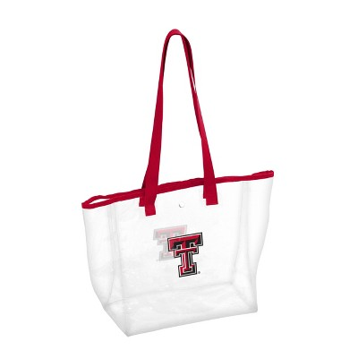 NCAA Texas Tech Red Raiders Stadium Clear Bag