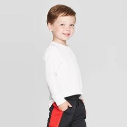 Toddler Boys' Thermal Long Sleeve T-Shirt - Cat & Jack™ White