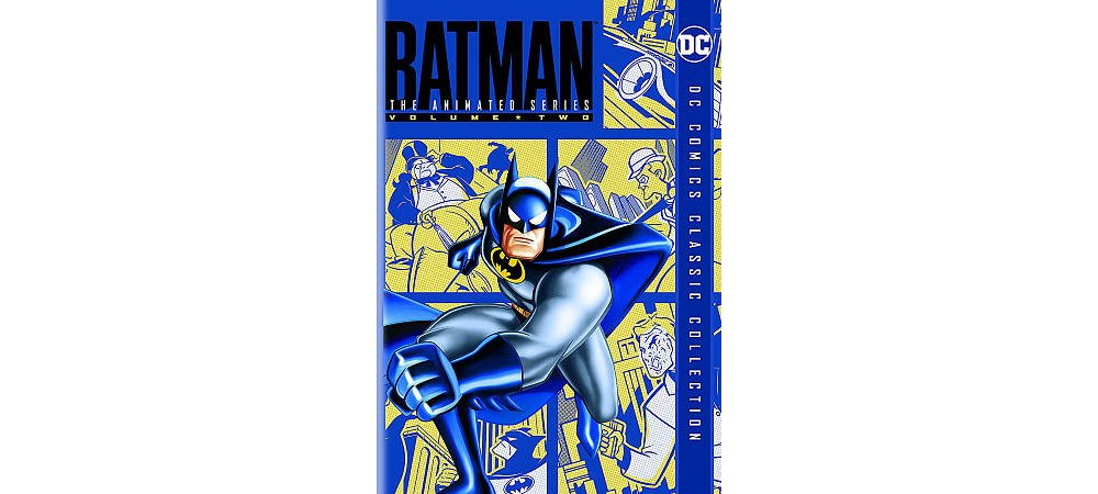 Batman Animated Series Vol 2 (Dvd)