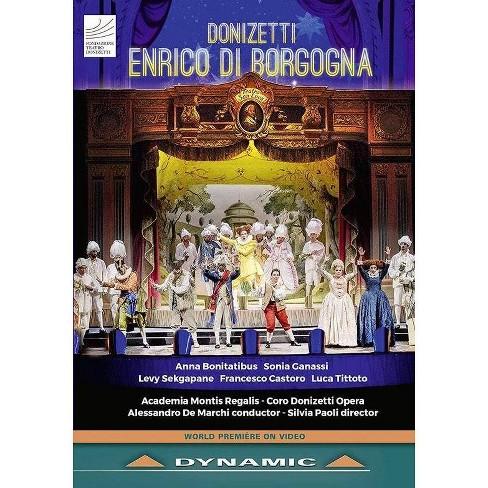 Enrico Di Borgogna (DVD) - image 1 of 1