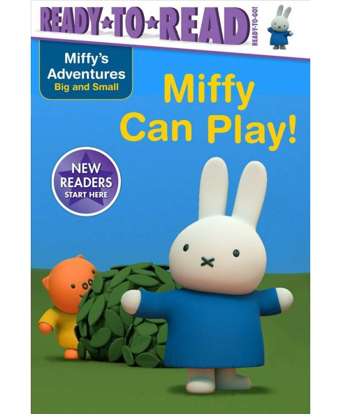 Miffy Can Play! (Hardcover) (R. J. Cregg) - image 1 of 1