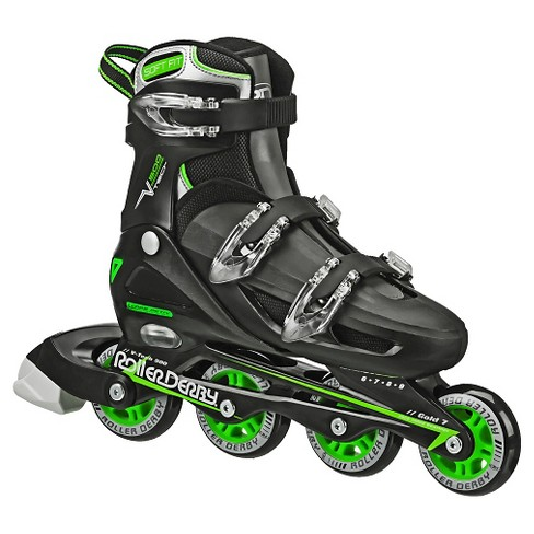 Roller Derby Boys' V-Tech 500 Adjustable Inline Skates - image 1 of 4