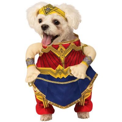 Rubies Pet Justice League Wonder Woman Costume