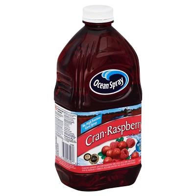 Ocean Spray Cran-Raspberry Juice - 64 fl oz Bottle