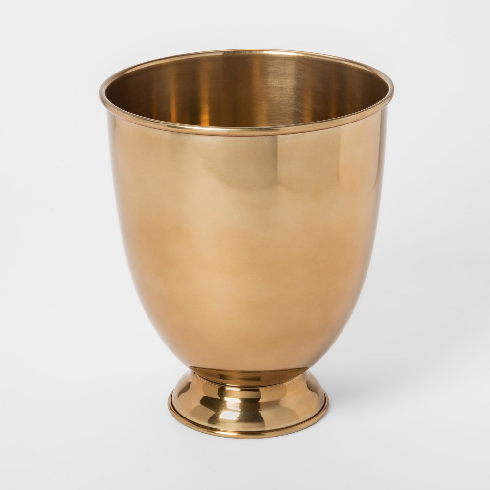 Decorative Bowl Tall - Gold - Threshold