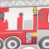 "10""x17"" Hero Squad Firetruck Throw Pillow - Waverly Kids - image 3 of 4"