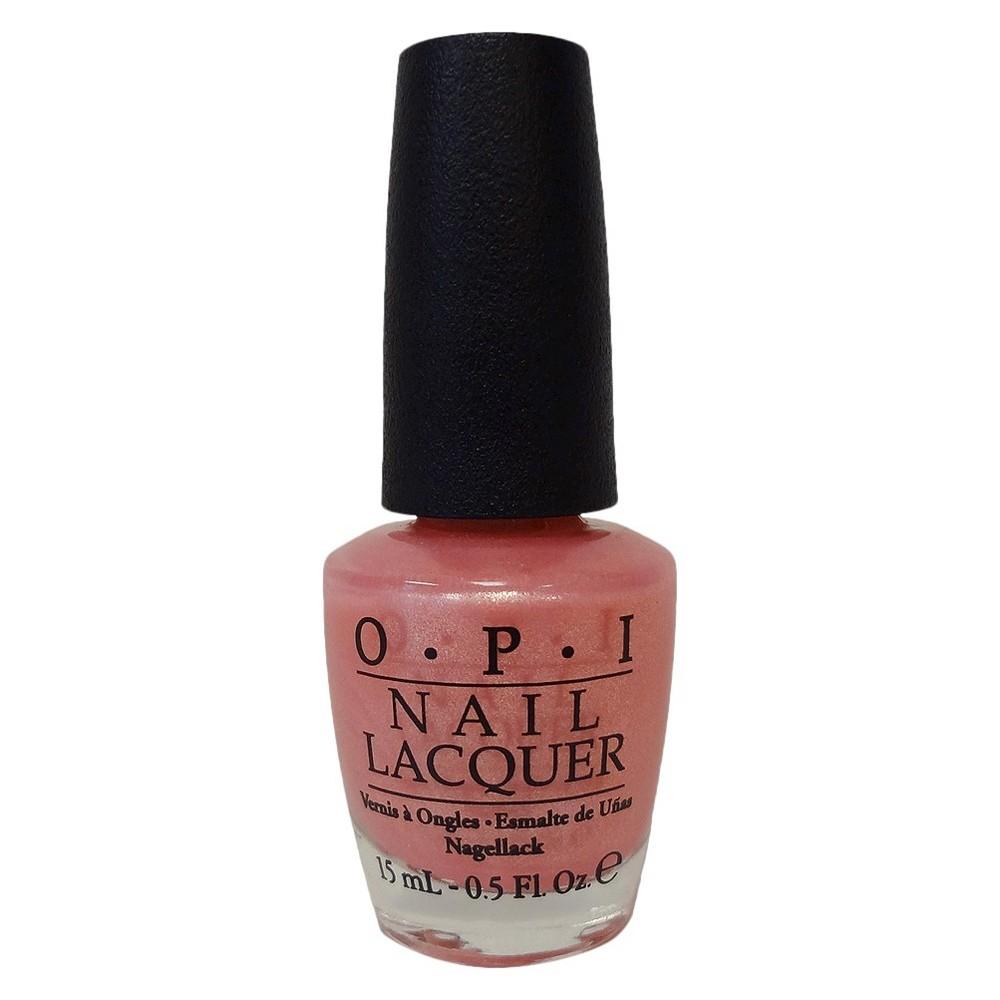 O.P.I Nail Lacquer - Princesses Rule - 0.5 fl oz