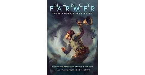 Islands of the Blessed (Reprint) (Paperback) (Nancy Farmer) - image 1 of 1
