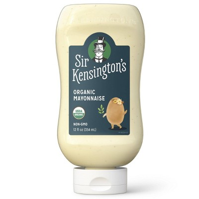 Mayonnaise: Sir Kensington's Organic