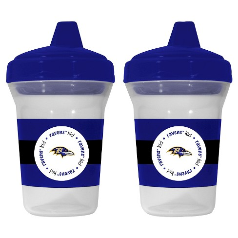 NFL Baby Fanatic Sippy Cup - 2 Pack - image 1 of 1