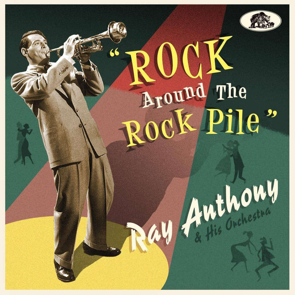 Anthony Ray Rock Around The Rock Pile Cd