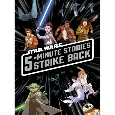 5-Minute Stories Strike Back (Special Edition) (Board Book)