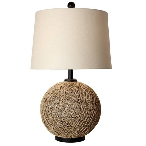 Table Lamp Buff Beige  - StyleCraft - image 1 of 1