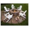 POLYWOOD® St Croix Patio Adirondack Chair - Exclusively At Target - image 3 of 4