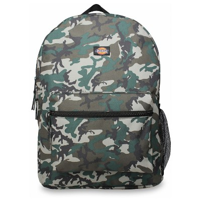 "Dickies 17"" Student Backpack - Camo"