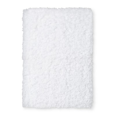 Memory Foam Solid Bath Rugs And Mats True White - Room Essentials™