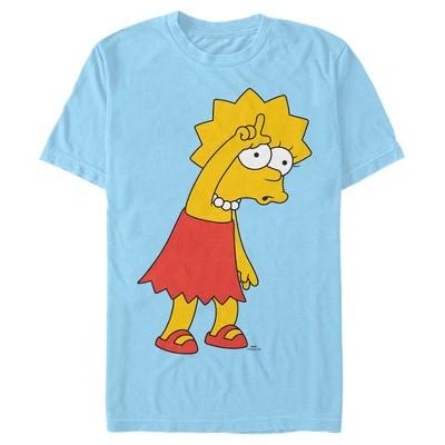 Men's The Simpsons Lisa Loser T-Shirt