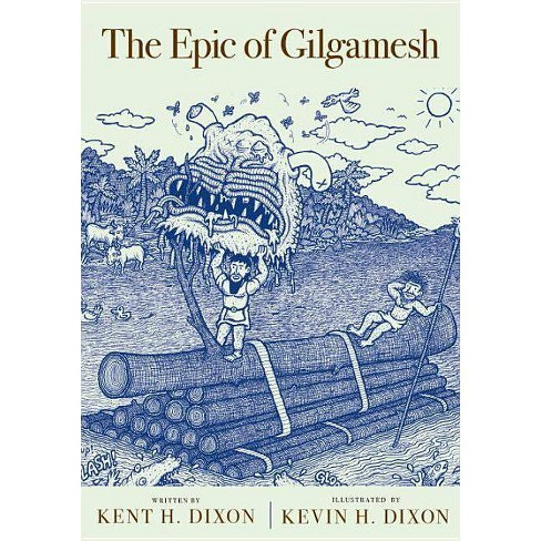 The Epic of Gilgamesh - (Paperback) - image 1 of 1