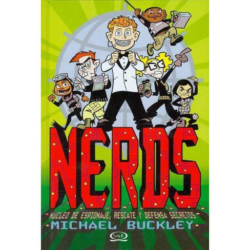 Nerds - by  Michael Buckley (Hardcover) - image 1 of 1