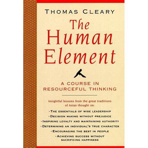 Human Element - by  Thomas Cleary (Paperback) - image 1 of 1