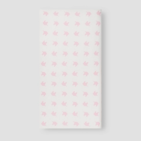 Layette by Monica + Andy Fitted Crib Sheet - image 1 of 3