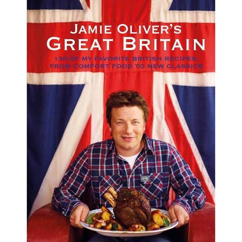 Jamie Oliver's Great Britain - (Hardcover) - image 1 of 1