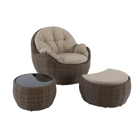 3pc Greta Seating Set - Royal Garden - image 1 of 9
