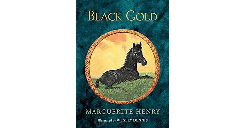 Black Gold (Hardcover) (Marguerite Henry) - image 1 of 1