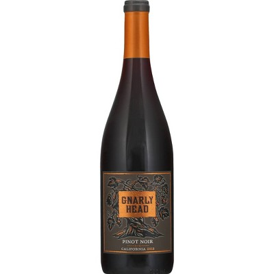 Gnarly Head Pinot Noir Red Wine - 750ml Bottle
