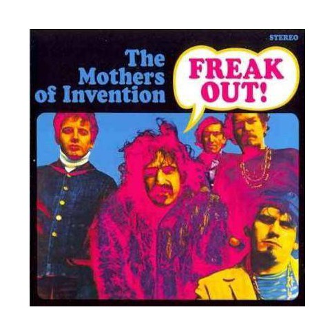 Frank Zappa - Freak Out! (CD) - image 1 of 1