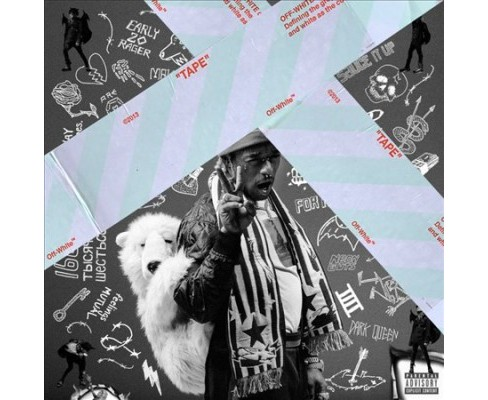 Lil Uzi Vert - Luv Is Rage 2 (CD) - image 1 of 1