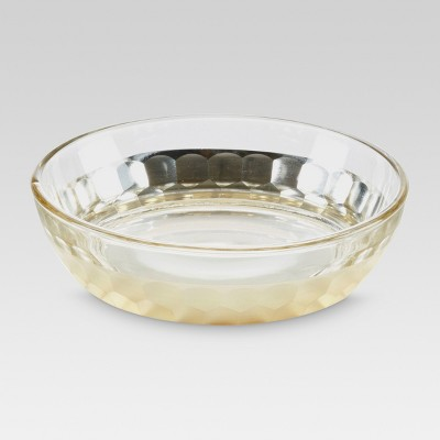 Etched Soap Dish Light Gold - Threshold™