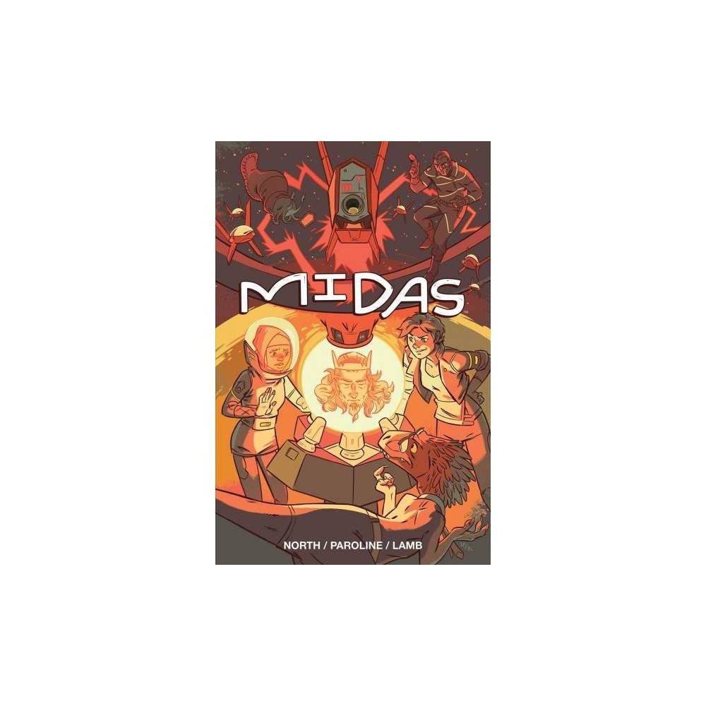 Midas Flesh - (Midas Flesh) by Ryan North (Paperback)