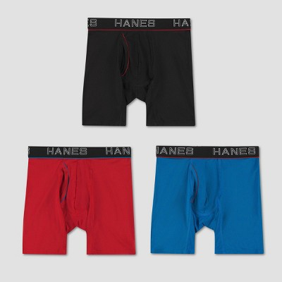 Hanes Men's Comfort Flex Fit Boxer Briefs 3pk