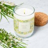 14oz Glass White Tea and Ginger Candle - Threshold™ - image 2 of 3