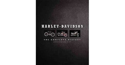 Harley-Davidson : The Complete History (Hardcover) - image 1 of 1