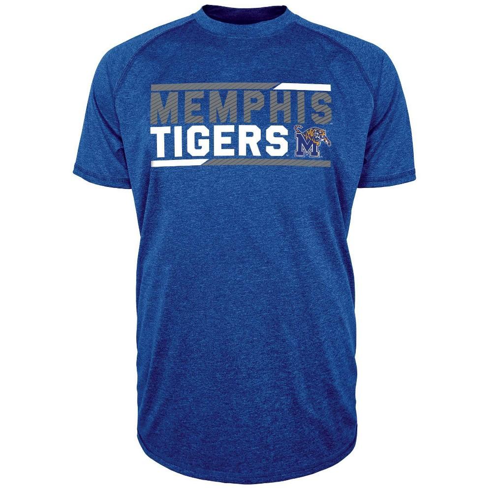 Ncaa Memphis Tigers Men 39 S Short Sleeve Performance T Shirt M