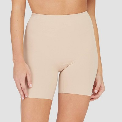 ASSETS by SPANX Women's Thintuition Shaping Mid-Thigh Slimmer