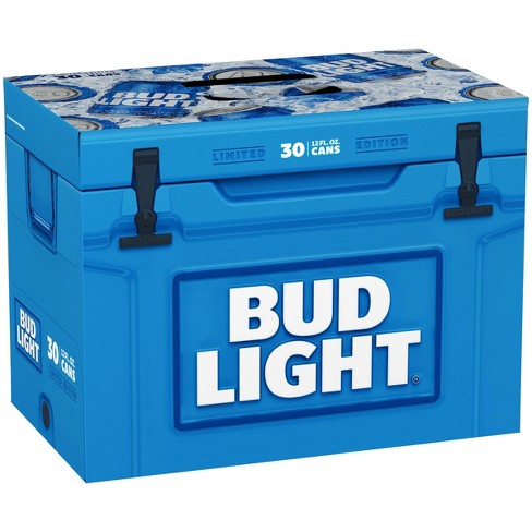 Bud Light Beer - 30pk/12 fl oz Cans - image 1 of 1