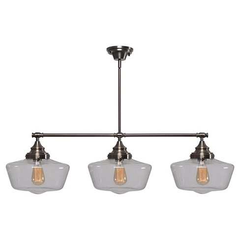 Kenroy Home Cambridge 3 Light Island Ceiling Light - image 1 of 1