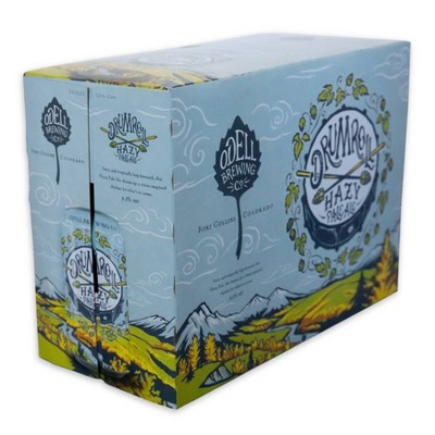 Odell Brewing Drumroll APA Beer - 12pk/12 fl oz Cans