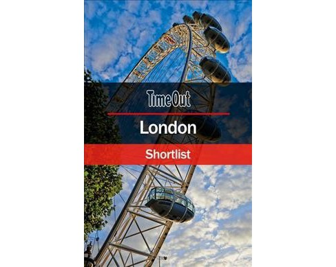 Time Out Shortlist London (Paperback) - image 1 of 1