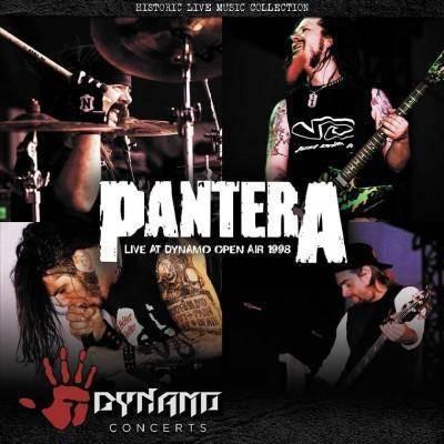 Pantera - Live at Dynamo Open Air 1998 (CD)