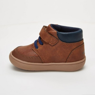 Baby Boys' Surprize by Stride Rite Branly Boots - Brown 3