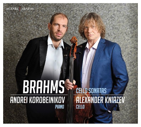 Alexander kniazev - Brahms:Cello sons nos 1-3 (CD) - image 1 of 1
