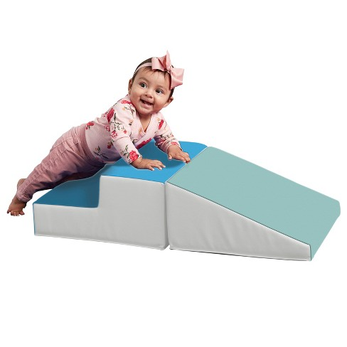 ECR4Kids SoftZone Junior Little Me Play Climb and Slide - Indoor Active Play Structure for Babies and Toddlers - image 1 of 4